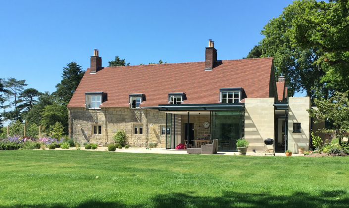 Comparelli Architect - Park House Tisbury 2