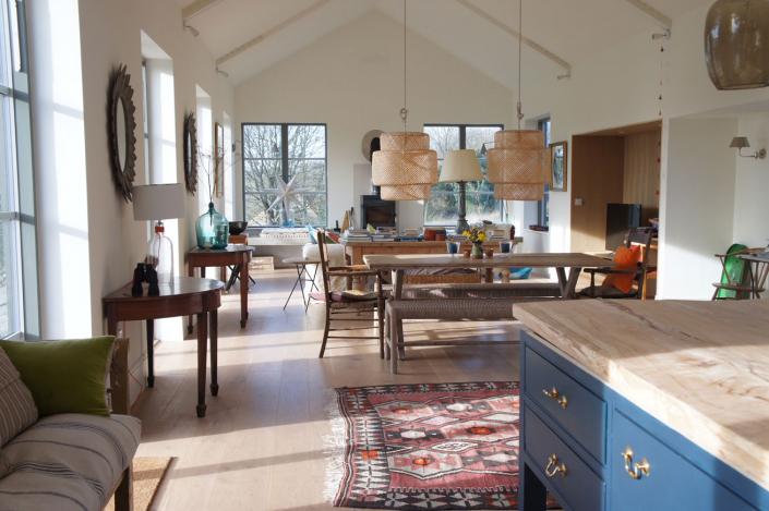 Comparelli Architect - Apple House Barford St Martin 1