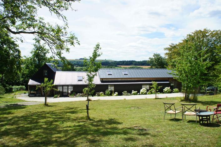 Comparelli Architect - Apple House Barford St Martin 9