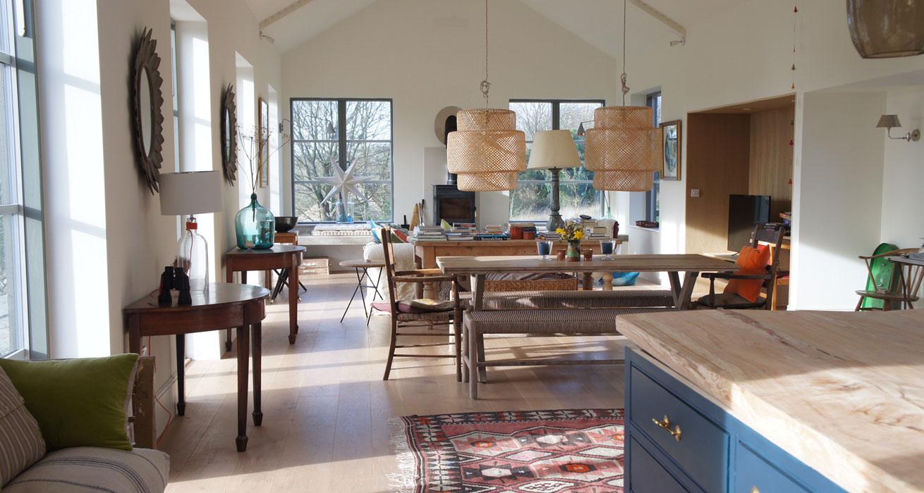Comparelli Architect - Apple House Barford St Martin
