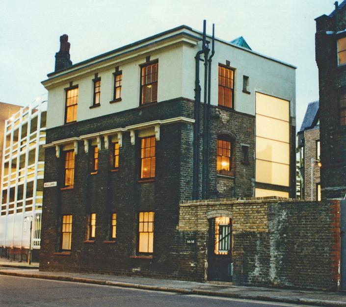 Comparelli Architect - Bell Lane Spitalfields 2