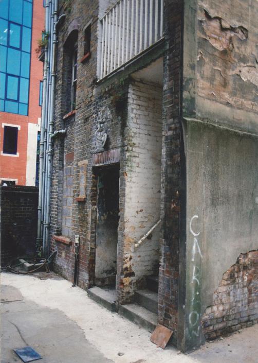 Comparelli Architect - Bell Lane Spitalfields 3