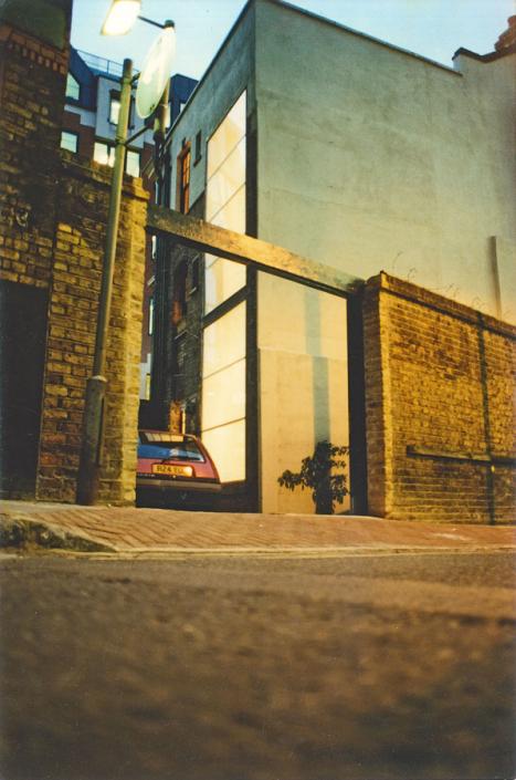 Comparelli Architect - Bell Lane Spitalfields 4