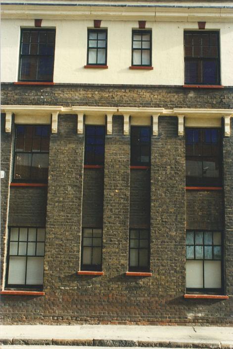 Comparelli Architect - Bell Lane Spitalfields 6