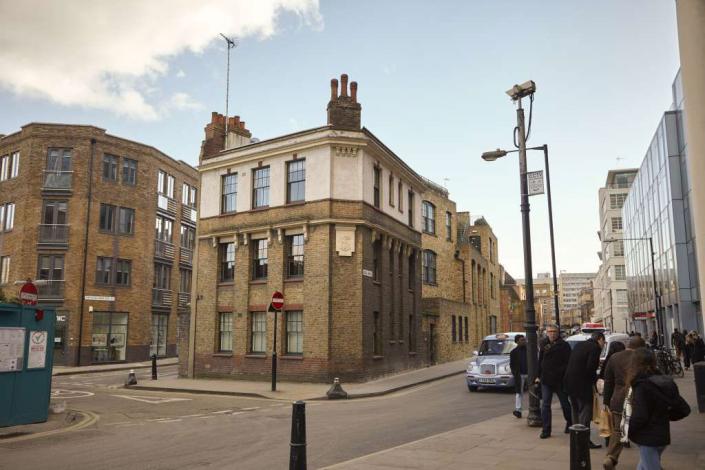 Comparelli Architect - Bell Lane Spitalfields 8