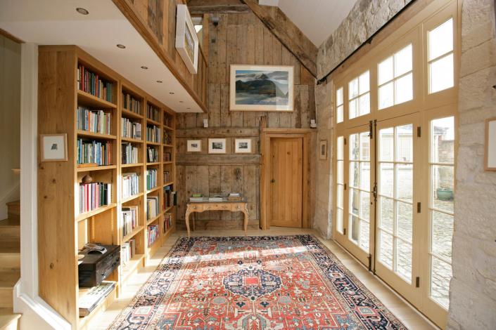 Comparelli Architect - Chilmark Barn 2