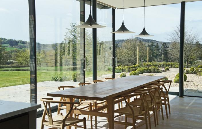 Comparelli Architect - Park House Tisbury 9