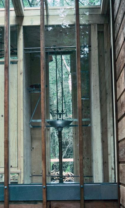 Comparelli Architect - Mudge Island British Columbia - Sink Station