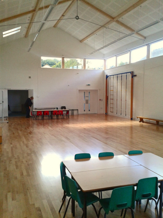 Comparelli Architect - New Hall Wardour School 2