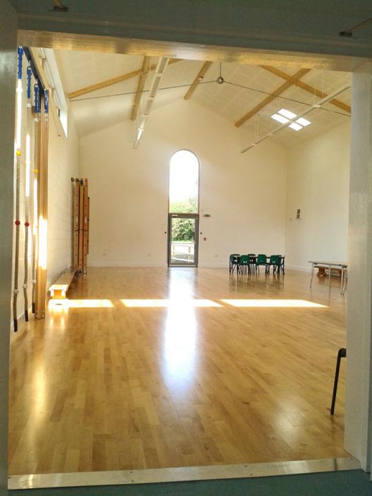 Comparelli Architect - New Hall Wardour School 4