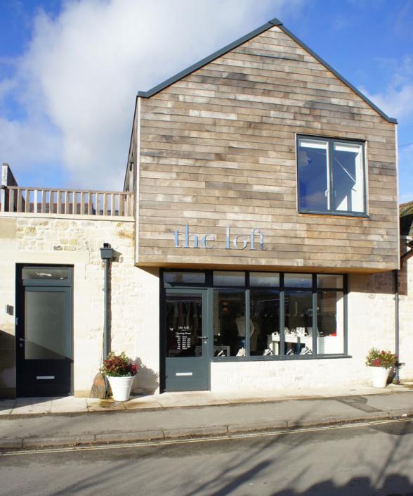 Comparelli Architect - The Loft Tisbury 1