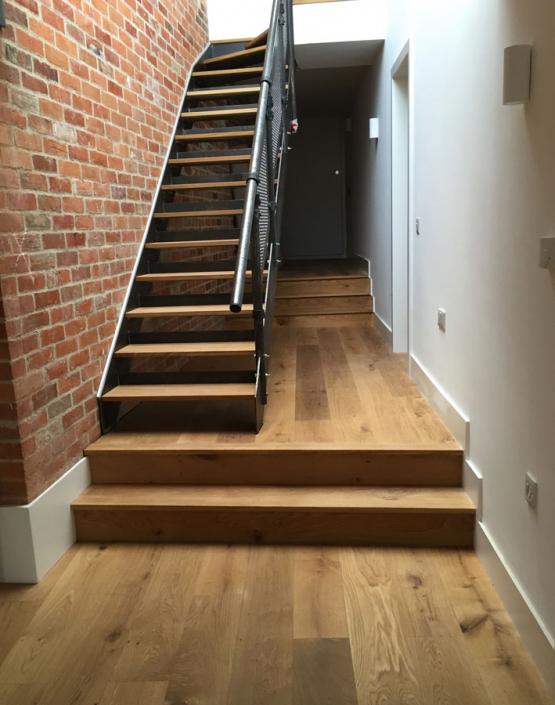 Comparelli Architect - The Loft Tisbury 4