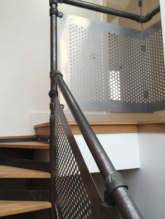 Comparelli Architect - The Loft Tisbury 5