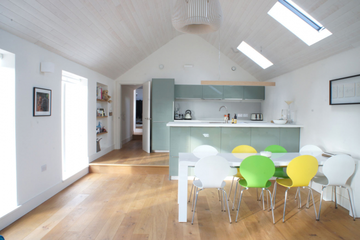 Comparelli Architect - The Loft Tisbury 8