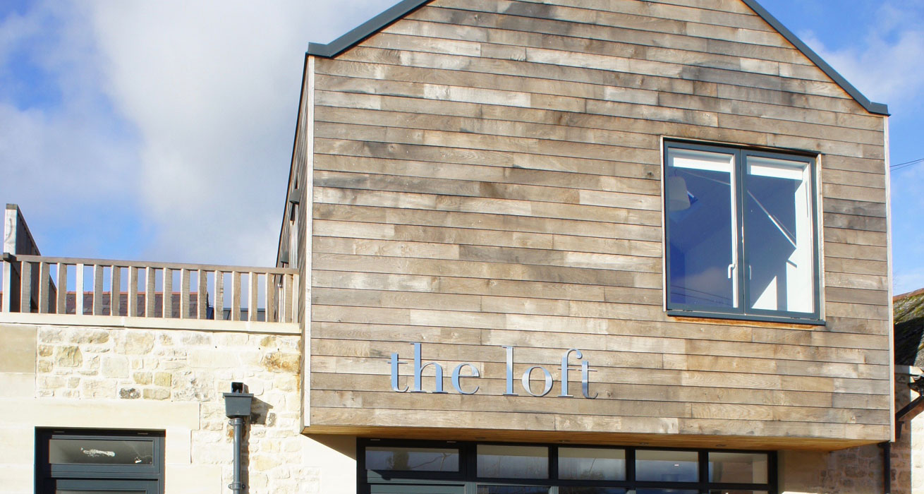 Comparelli Architect - The Loft Tisbury