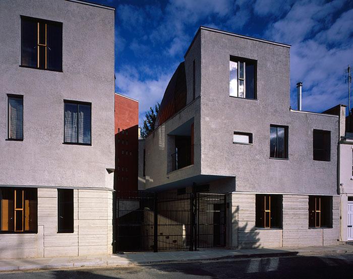 Comparelli Architect - Walmer Yard 1