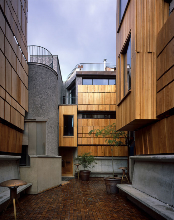 Comparelli Architect - Walmer Yard 2