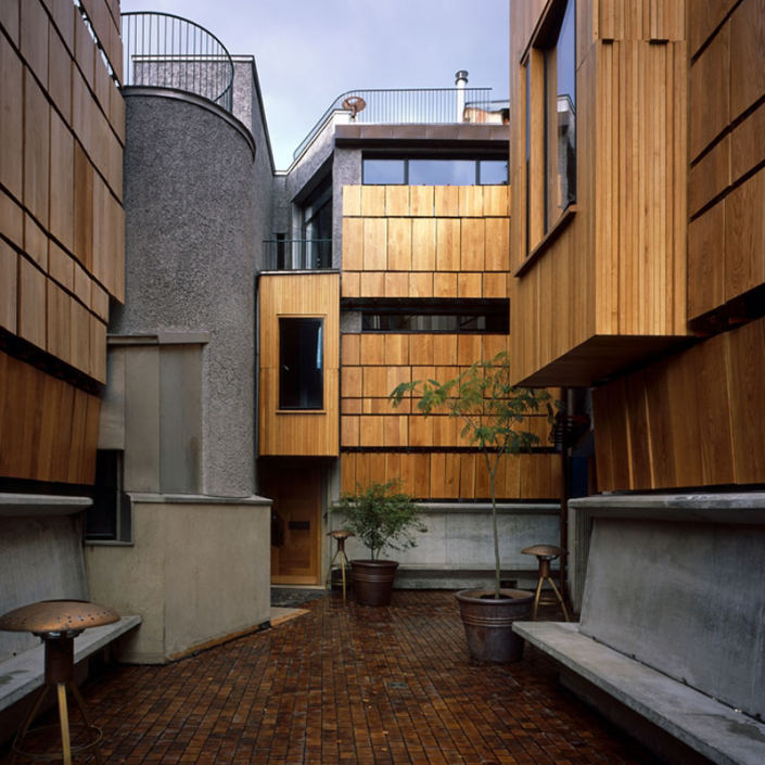 Comparelli Architect - Walmer Yard Thumb