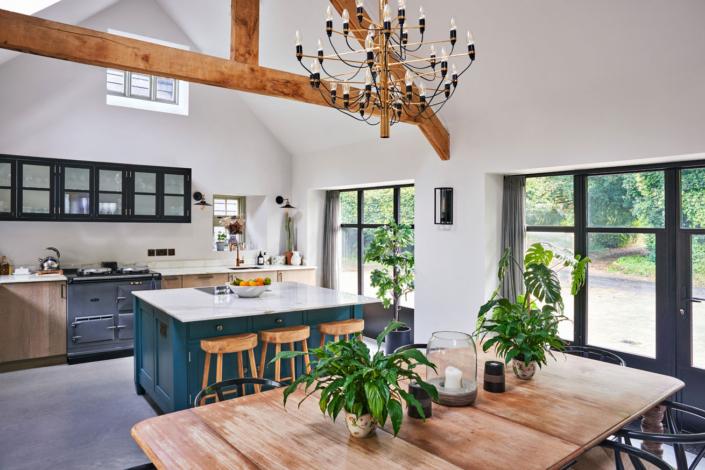 Comparelli Architect - Old Fovant House 1