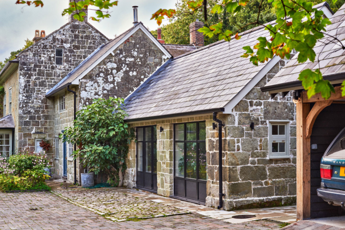Comparelli Architect - Old Fovant House 2