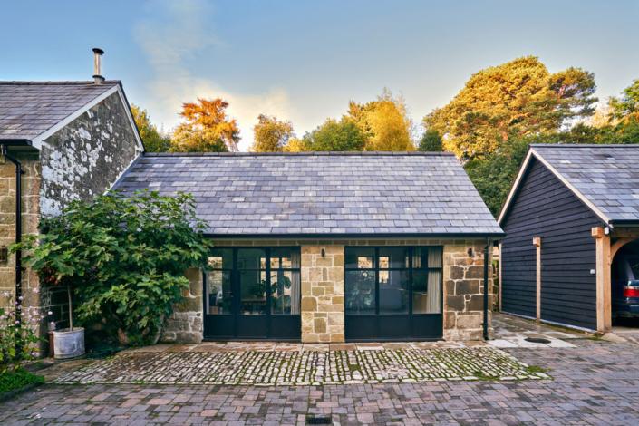 Comparelli Architect - Old Fovant House 3