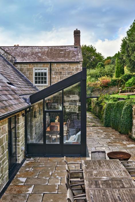 Comparelli Architect - Old Fovant House 4