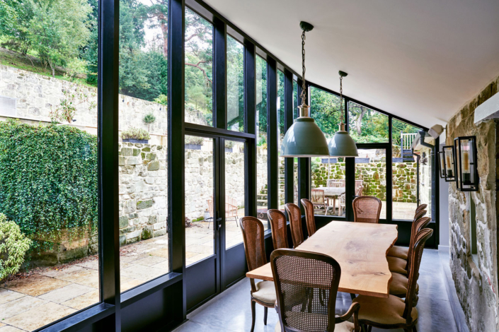 Comparelli Architect - Old Fovant House 5